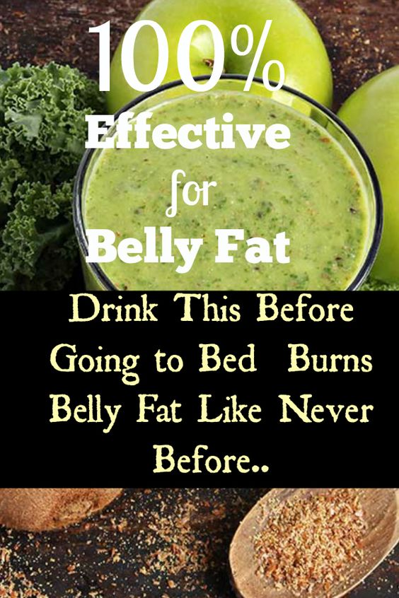 100% Effective For Belly Fat - 3 simple ingredients to help melt stubborn belly fat even when your are sleeping. AMAZING Results!!!