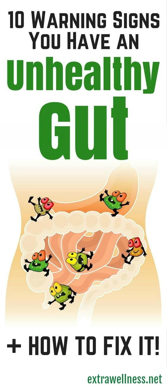 How To Heal Your Gut: 8 Signs You Have Leaky Gut, 7 Reasons Why & 10 healthy solutions to heal and maintain your gut health for fast relief. A Must Read!