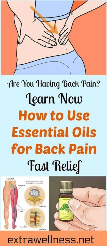 Essential Oils For Pain And Inflammation How To Use Them