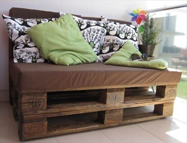 21 Diy Pallet Sofa Plan And Ideas