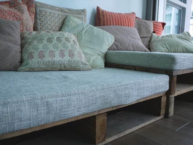 Pallet-Sofa Ideas- 21 DIY Pallet Sofa Plan And Ideas